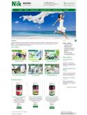 Интернет-магазин товаров для здорового образа жизни